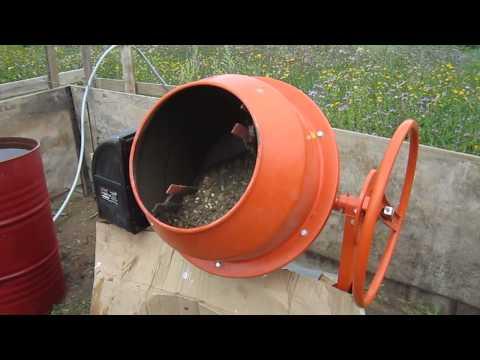 Подготовка агрегата к включению