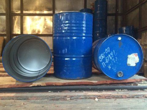 Бочки для изготовления бетономешалки