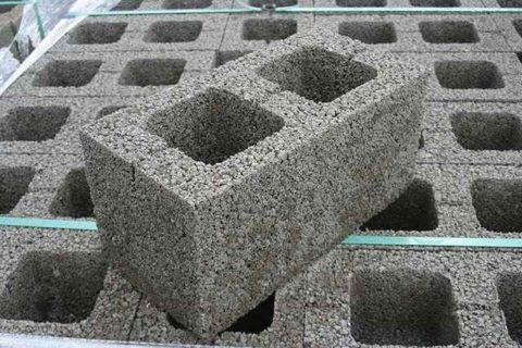 Популярный материал - блоки из керамзитобетона