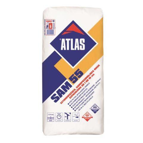 ATLAS RD-TYNK Универсальная смесь для оштукатуривания стен, возведенных из ячеистых бетонов