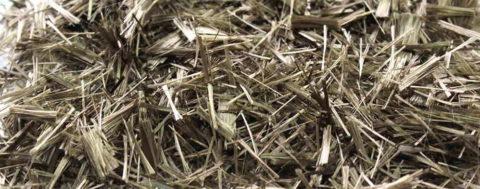 Базальтовые волокна