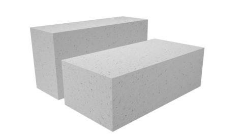 Блок из газобетона с отличной геометрией