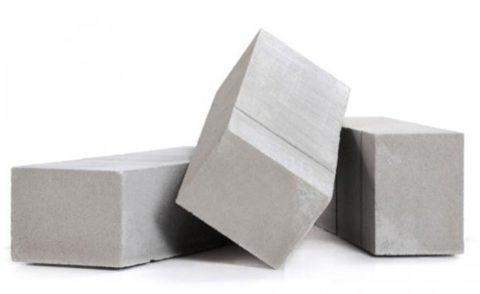 Блок из пенобетона