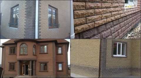 Чем отделать фасад дома