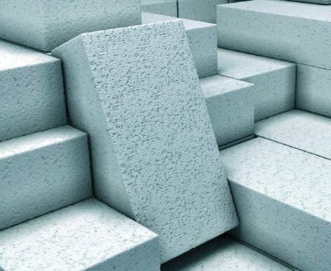 Газобетонный блок и его характеристики
