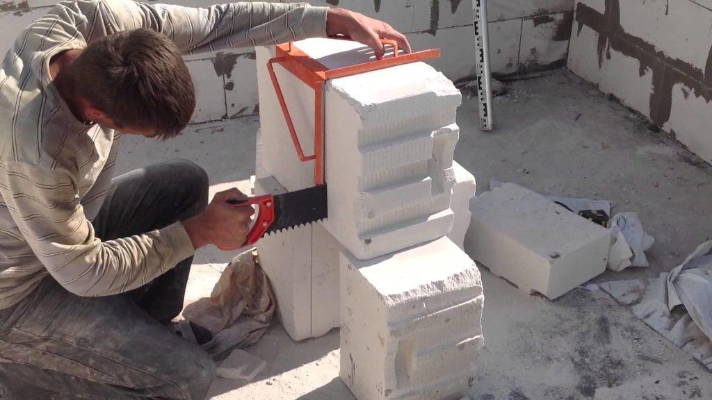 Сделать блоки в домашних условиях