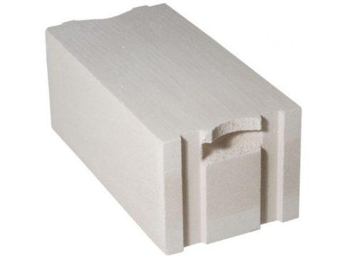 Характеристики газобетона d500 – блок с пазами