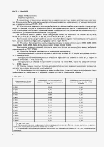 Коэффициенты газобетонных материалов по теплопроводности и по паропроницаемости