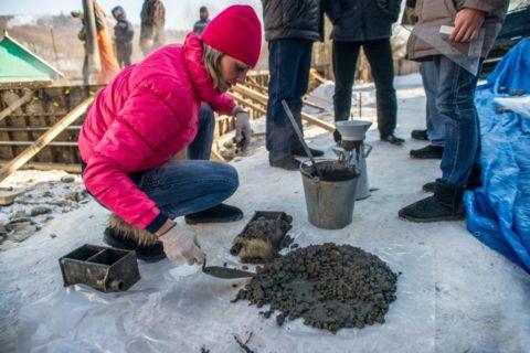 Контроль качества бетона на стройплощадке