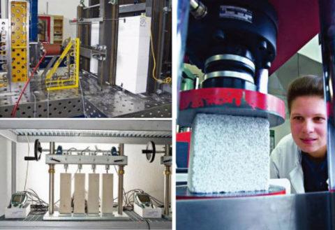 Контроль качества входящего сырья и технических параметров выпускаемой продукции в компании «Xella»