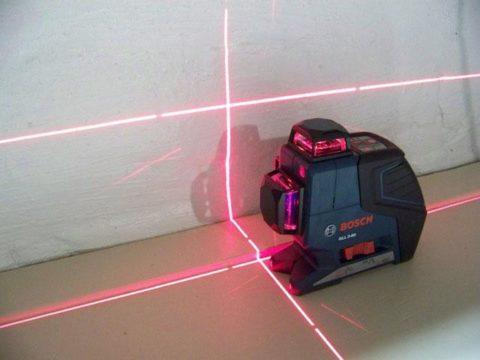 Лазерный уровень