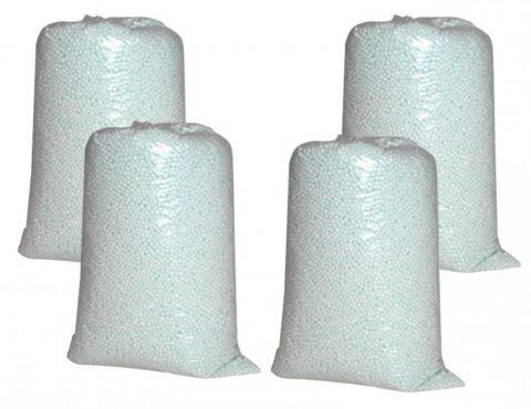 Наполнитель для теплого бетона
