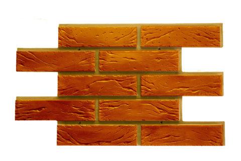Панели фасадные бетонные под кирпич