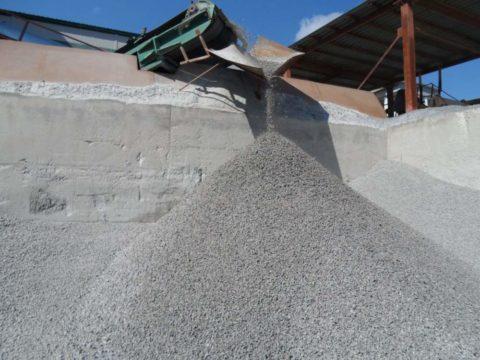 Песок из отсевов дробления лучший заполнитель