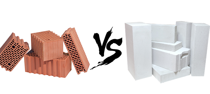 (Ночь керамические блоки или газобетон что лучше все, выбирайте