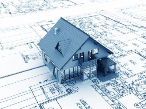Проект - газобетонный дом