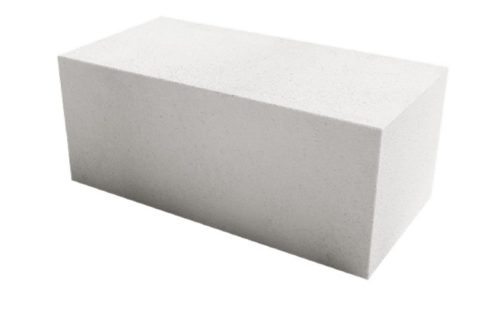 Прямой полнотелый блок