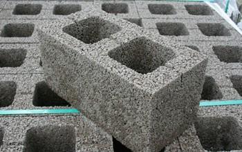 Пустотелые блоки