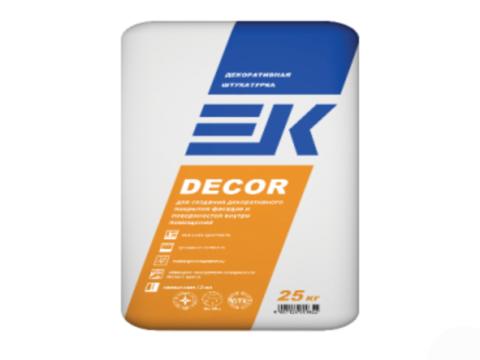 Ш-36 Декор Сухая растворная смесь для оштукатуривания стен из ячеистых бетонов.