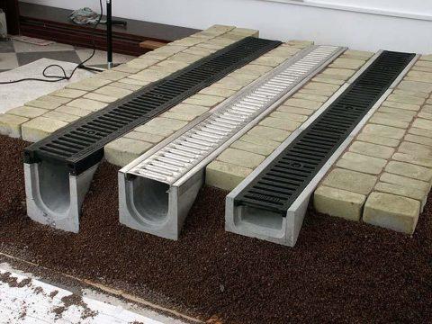 Система водоотведения