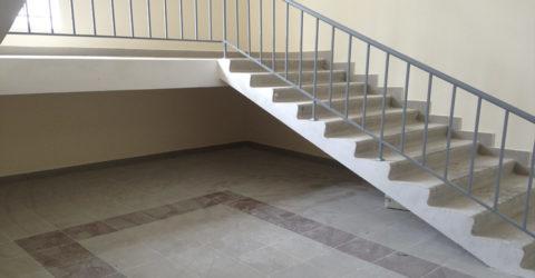 Стандартная лестница железобетонная сборная
