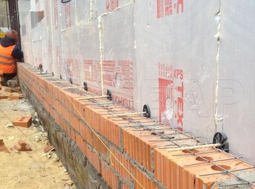 Обследование стен зданий Дефекты стен и причины их появления