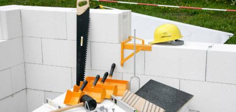 Строительство из газоблоков: необходим качественный материал и профессиональный подход.