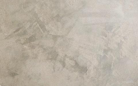 Теплый оттенок бетонной поверхности