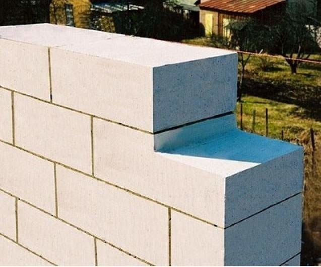Пенобетонные блоки своими руками фото 123