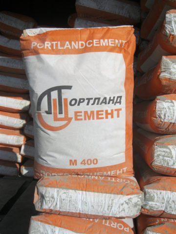 Цемент для газоблоков