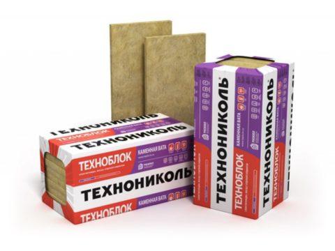 Утеплительные материалы для бетонного пола