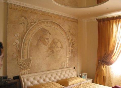 «Венецианская штукатурка» - самый изысканный вариант внутренней отделки