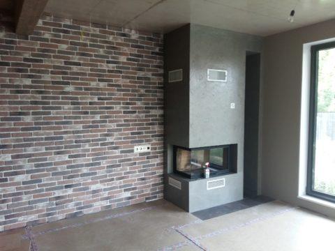 Внутренняя чистовая облицовка газобетонного дома