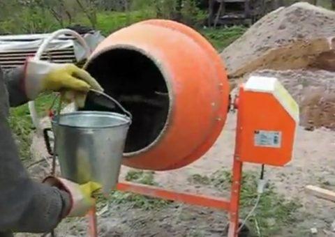 Воду из-под крана можно смело заливать в бетономешалку