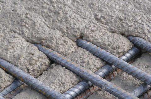 Защитный слой бетона играет важную роль