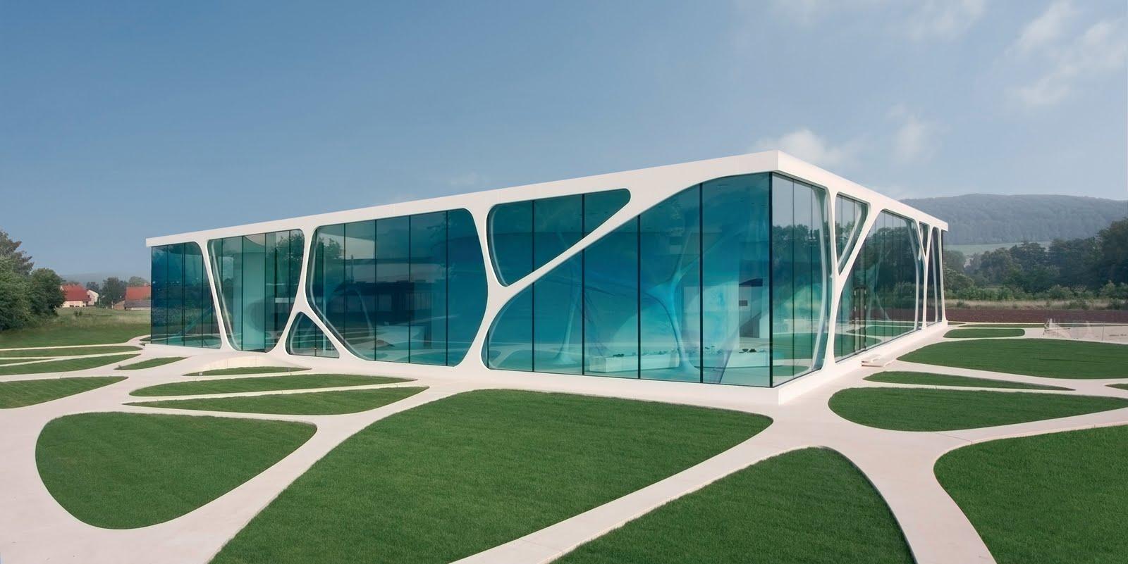 Футуристическая архитектура уже доступна для воплощения