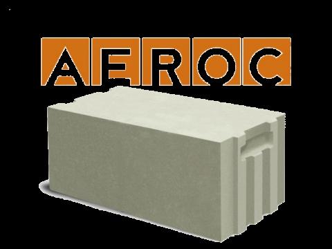 «Аэрок» газобетон с пазо-гребневой системой замка и карманами