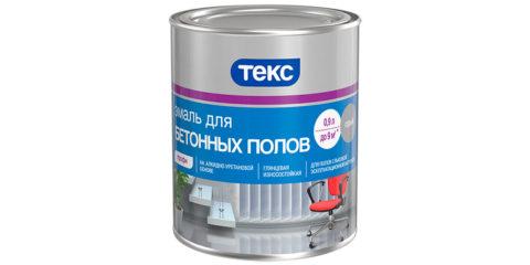Алкидно-уретановая краска производителя Тэкс
