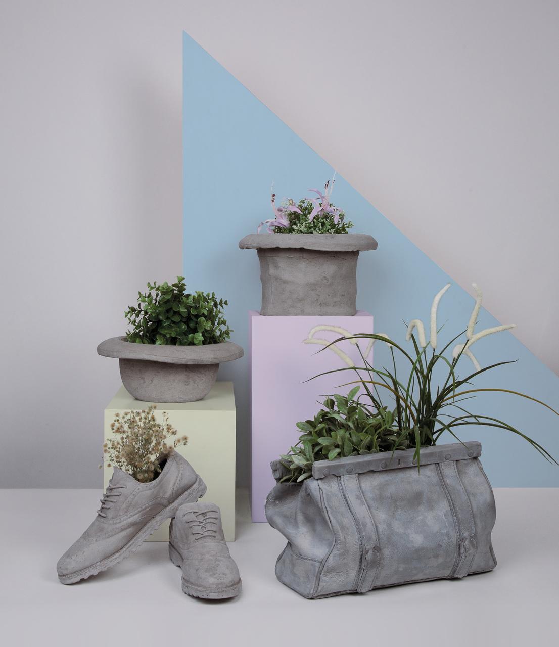 Предметы интерьера из бетона своими руками