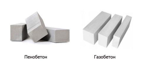 Что лучше? Сравнение материалов