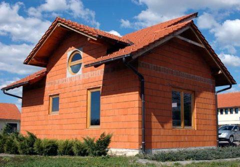 Газобетон или теплая керамика: дом из керамоблока