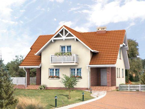 Газобетон проекты домов