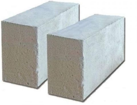 Газопенобетонные блоки характеристики