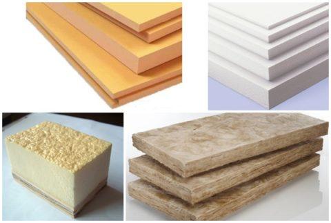 Материалы для утепления дома из газобетона