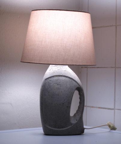 Оригинальная настольная лампа