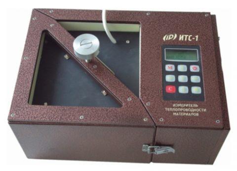 Прибор для измерения теплопроводности твердых тел