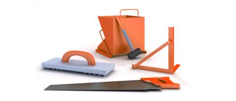 Специальные строительные инструменты для газобетона марки «Аэрок»