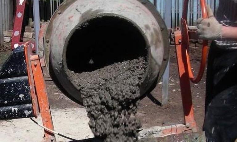 Приготовление бетона в бетономешалке - как это делать правильно? Beton-House
