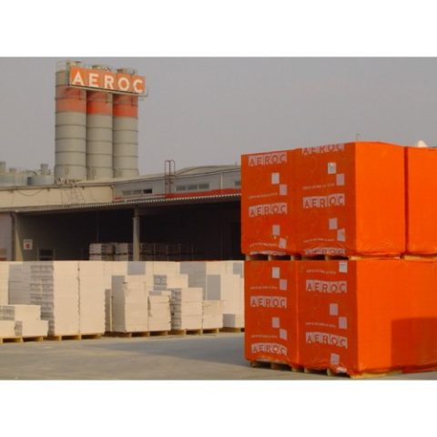 Завод компании «AEROC»