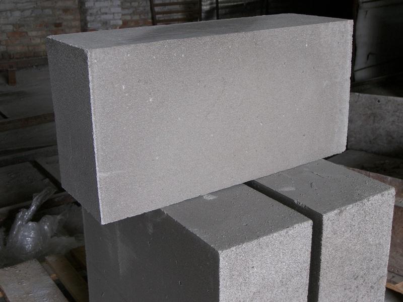 Неавтоклавный газобетонный блок, фото